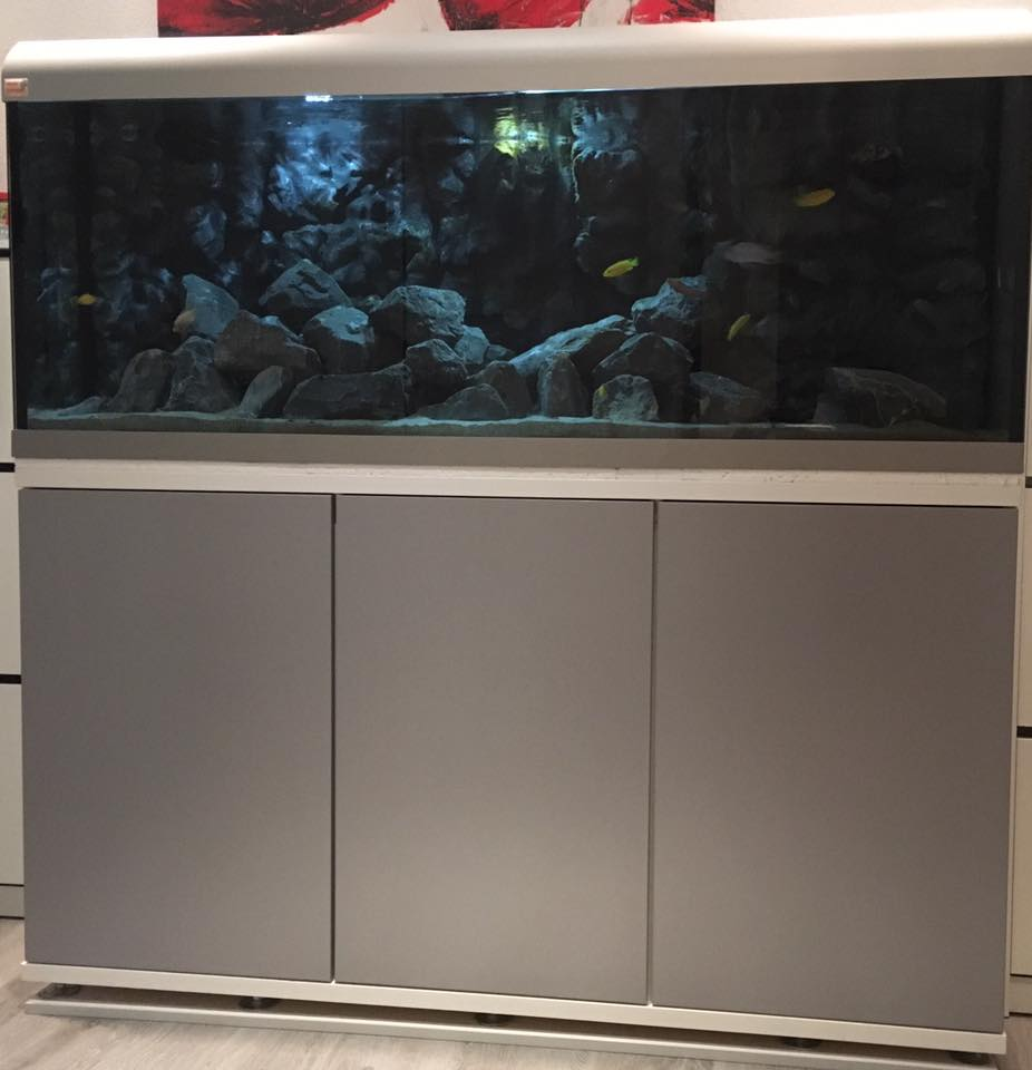 Aquarium Tisch Wohnzimmer Selber Bauen Unterschrank Ytong Funvit K Che Mit